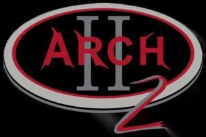 Arch 2 Sports Bar & Grill logo